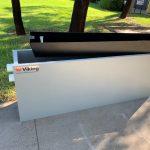 Viking Plastics Water Tank Garden Bed